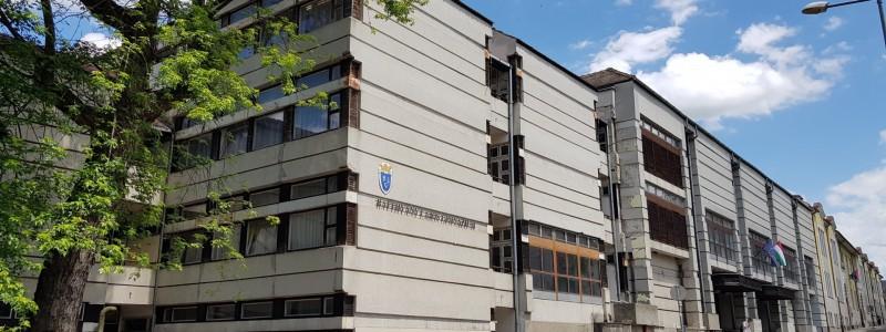 Önkormányzati épületek energetikai korszerűsítése Nagykanizsán
